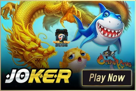 Game Judi Tembak Ikan Online Android Joker Gaming